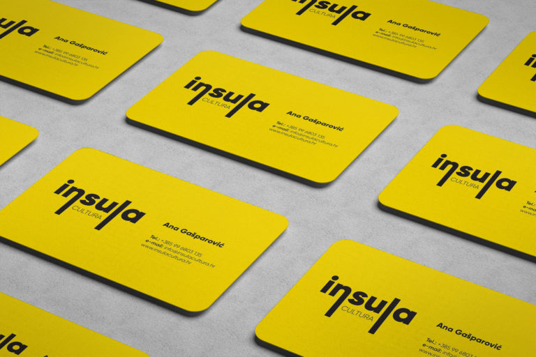 insula cultura / grafički & web dizajn