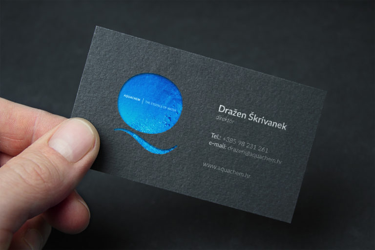 aquachem d.o.o. / grafički & web dizajn